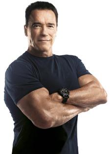 Focus Astro célébrités : Arnold Schwarzenegger