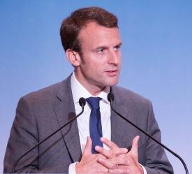 Focus Astro célébrités : Emmanuel Macron