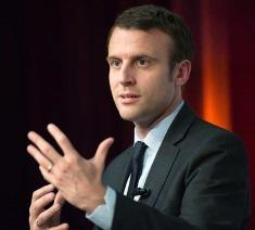Emmanuel Macron : carrière et vocation