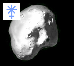 Astéroïde Junon