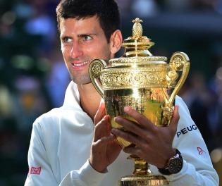 Focus Astro célébrités : Novak Djokovic