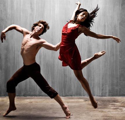 Un loisir Balance, la danse