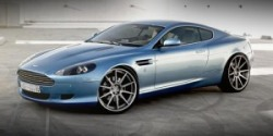 L'Aston Martin DB9 et la Balance