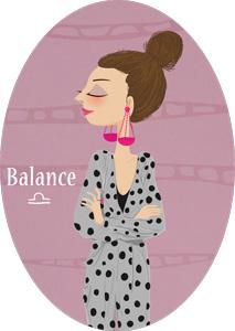 Les périodes favorites de l'Histoire pour la Balance, l'Ascendant Balance, la dominante planétaire Vénus ou la maison VII chargée