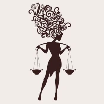 Quelle rentrée pour la Balance, l'Ascendant Balance, la dominante planétaire Vénus ou la maison VII chargée
