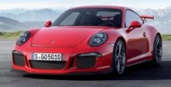 La Porsche 911 Turbo et le Bélier