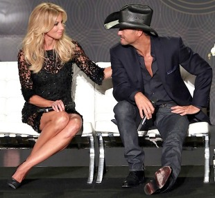Faith Hill et Tim McGraw