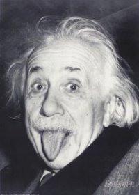 Albert Einstein a pour dominante signe les Poissons