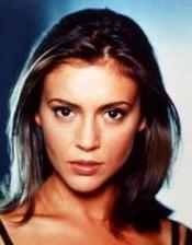 Alyssa MILANO, Charmed par exemple, vous avez entendu parler quand même ?