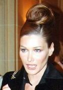 Carla Bruni, un Top Modèle devenue excellente chanteuse.