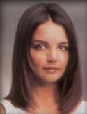 Katie Holmes, spécialiste des rôles d'adolescentes rebelles (Mrs Tingle, Comportements troublants etc.) et maintenant Madame Tom Cruise.