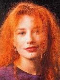 Tori Amos, née Myra Ellen, surdouée, fille d'un père méthodiste, est tombée dans le Rock and Roll à l'âge de 13 ans; elle vogue de succès en succès depuis 91, date de sa tournée en Angleterre. Comme beaucoup de chanteurs, le signe du Lion est valorisé dans son thème, avec la belle conjonction Soleil Vénus, bien soutenu par Jupiter en 5 (créativité).