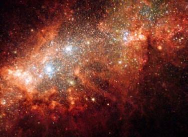 Pour illustrer ce dossier non technique, des images astronomiques se sont vite imposées... Le spectacle hallucinant de certaines galaxies ou nébuleuses est non seulement magnifique mais permet d'ouvrir son esprit vers... plus de conscience, vers un sentiment d'exister plus intense.