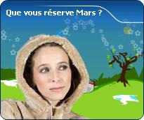 Pr�visions d�taill�es de mars