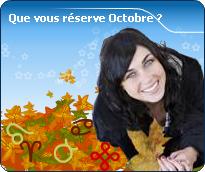 Pr�visions d�taill�es d'octobre
