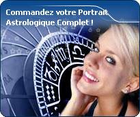 Votre portrait astrologique