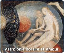 Astrologie Horaire - Votre question sur l'Amour