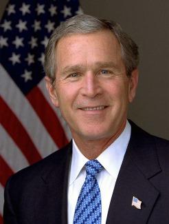 George W. Bush, un Cancer avec une dominante Lion