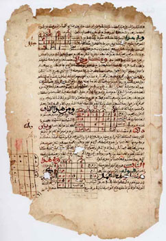 L'astrologie et la tradition écrite