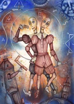 La santé pour les Gémeaux, l'Ascendant Gémeaux, la dominante planétaire Mercure ou la maison III chargée