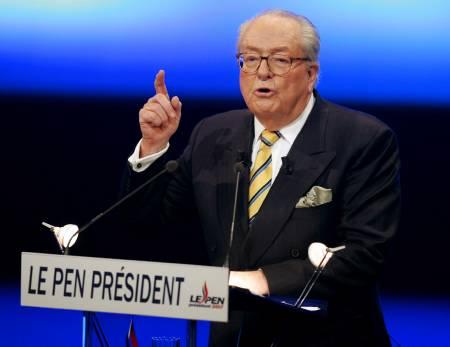 Jean-Marie Le Pen, un orateur dont le talent est certain