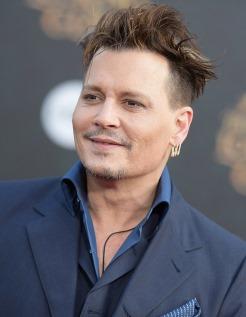 Johnny Depp, un Gémeaux célèbre