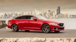 La Jaguar XJR et le Lion