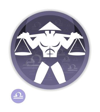 Le zodiaque jardinier : le jardin pour la Balance, l'Ascendant Balance, la dominante planétaire Vénus ou la maison VII chargée