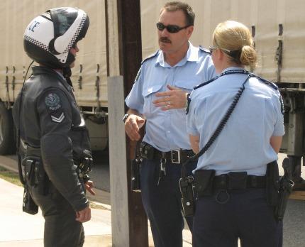 Policier est un métier qui convient au Scorpion