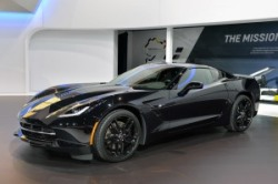 La Chevrolet Corvette Stingray et le Scorpion