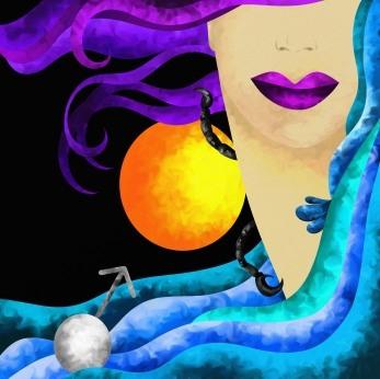 Quelle déco pour le Scorpion, l'Ascendant Scorpion, la dominante planétaire Pluton ou la maison VIII chargée