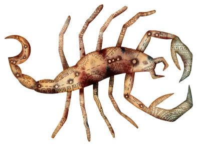 La vie et la politique pour le Scorpion, l'Ascendant Scorpion, la dominante planétaire Pluton ou la maison VIII chargée