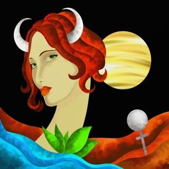 Quelle déco pour le Taureau, l'Ascendant Taureau, la dominante planétaire Vénus ou la maison II chargée