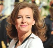 Val�rie Trierweiler