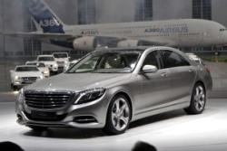 La Mercedes Classe S et le Verseau