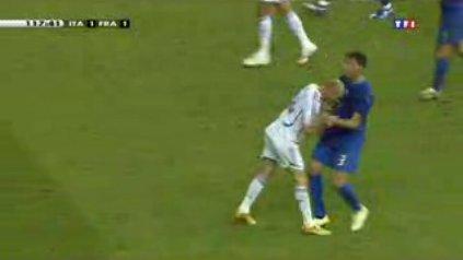 Coup de tête de Zidane